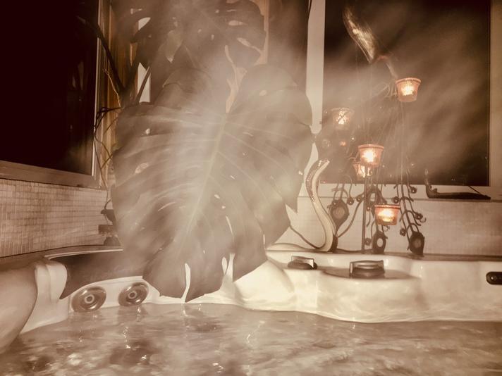 Сауна с бассейном и джакузи відгуки, лазня/сауна Бобрица  район с. Бобрица, Коттеджный городок