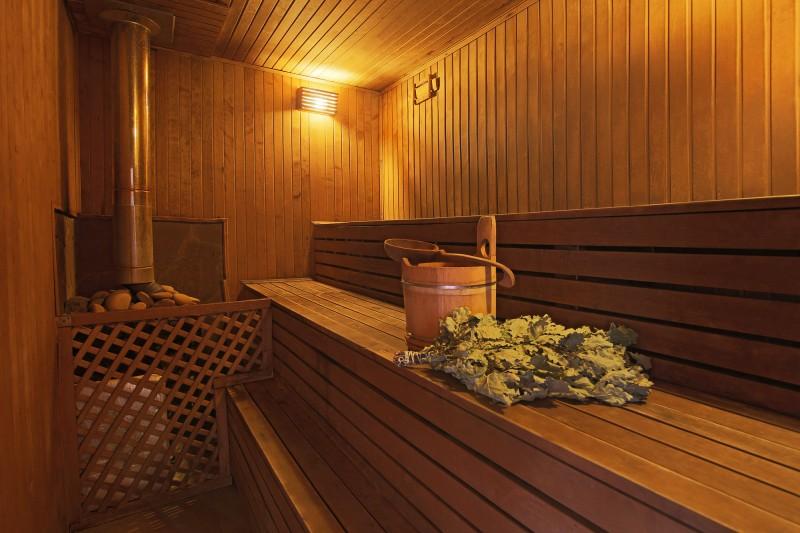 Развратный отдых в бане — 9